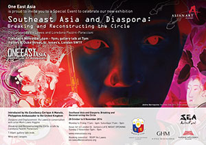 Southeast Asia and Diaspora :  Breaking and Reconstructing the Circle