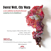 """Forest Weft, City Warp"""