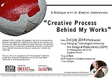 Creative Process  Art Talk